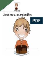 José en su cumpleaños | Aprendices Visuales