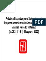 ACI 211 Norma diseño  de mezclas.pdf