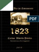 História de Livramento - 1823_edicao_2013