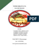 POSTRES, CORREGIDO