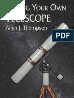 Making Your Own Telescope~Tqw~-Darksiderg