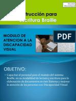 Sistema Braille Completo