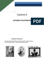 CAPITULO 6 Sistemas Telefónicos