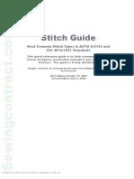 Stitch Guide