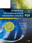 Energy Technology Perspectives 2006
