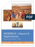 MGNREGA_Final Report Group 4
