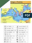 Griegos y Fenicios