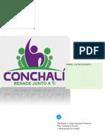 perfil socieconónico Conchalí