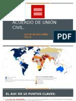 ACUERDO DE UNIÓN CIVIL