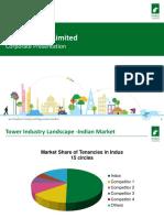 Indus Towers_Corporate Presentation