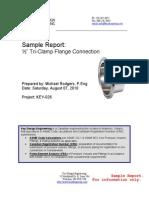 KEY-026 Sample Triclamp