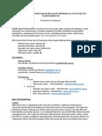 lanier  rotation summary packet capbmci