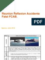Reflexión fatal FCAB
