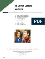 Social Work Resume