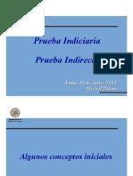 3_- Prueba Indiciaria