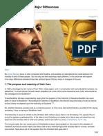 Reasonsforjesus.com-Jesus vs Buddha 9 Major Differences
