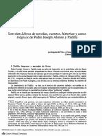 Los cien Libros de novelas, cuentos, historias y casos.pdf