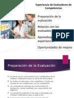 ALBERTO GONZALEZ RAMIREZ - Experiencia de Evaluadores de Competencias
