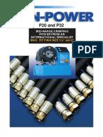 P20_Finn Power Hose Crimping Machine