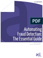 Whitepaper Automating Fraud Detection Guide