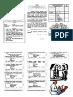 7.1.1.5 Form Survei Pasien V
