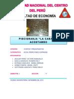 Costos y Presupuestos de La Piscigranja La Cabaña (5)