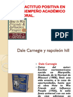 3.4 Actitud Positiva......Dale Carnegie y Napoleon Hill