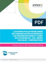 White Paper Zyncro - Problemas de Comunicacion Interna en Empresas y Como Solucionarlos Con Redes Sociales Corporativas