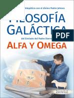 Ciencia Celeste Filosofia Galactica Transcripcion de Audios
