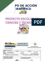 Proyecto -Ciencia y Tecnología