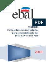 Cartilha Fornecedor_EBAL_