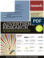 Advertising Research Download