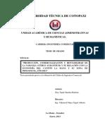 COSTO DE PRODUCCIÓN, COMERCIALIZACION Y RENTABILIDAD DE NARANJA