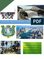 Aditivos Monografia PDF