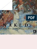 NAKED- The Arte Elegante Nude