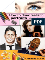 How to Draw Realistic Portraits with colored pencils by Jasmina Susak.pdf