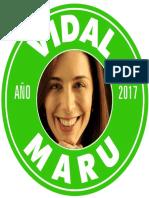 Vidal Maria Eugenia Mis Ojos Tus Ojos (2017)