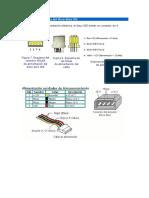 Alimentación Eléctrica Del Disco Duro IDE
