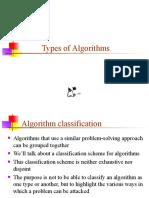 26 Algorithm Types