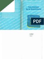 Los Limites de La Democracia Germani