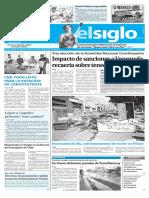 Edición Impresa El Siglo 30-07-2017
