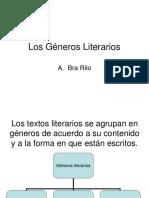 Los+Géneros+Literarios