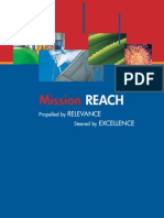 Mission Reach Brochure