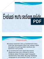 Evaluasi Mutu Sediaan Solida (Responsi)-1