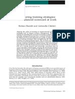 Baraldi Et Al-2015-International Journal of Training and Development