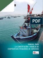 Manual Constitucion y Manejo de Cooperativas