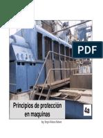 Principios de Protección en Máquinas