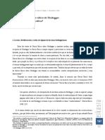 Vizcaino Rebertos - García Bacca, Lector Crítico de Heidegger. 2. Interpretación y Crítica