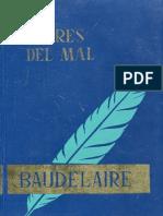 Baudelaire, Charles - Las Flores Del Mal (Trad Angel Lazaro)