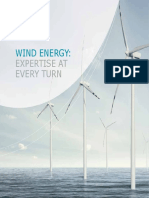 RHDHV Brochure Wind Energy